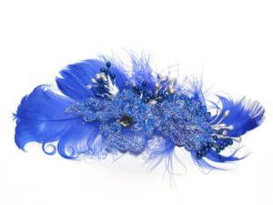 Peina plumas azulón